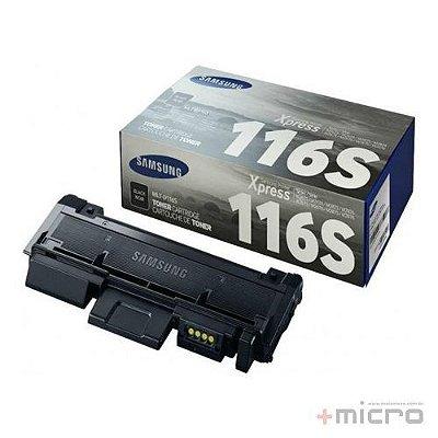 Toner Samsung MLT-D116S preto