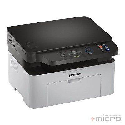 Impressora multifuncional laser monocromática Samsung Xpress SL-M2070