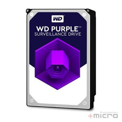 Hard disk 10 Tb Western Digital Purple Series