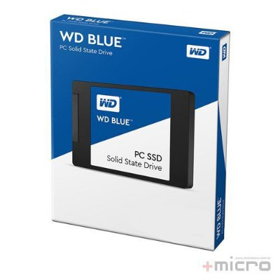 SSD 250 Gb SATA Western Digital Blue Series