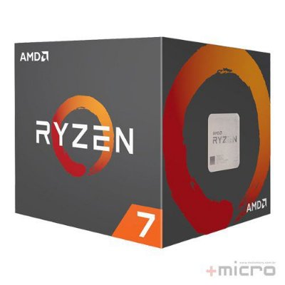 Processador AMD Ryzen 7 2700X
