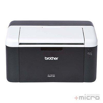 Impressora laser monocromática Brother HL1212W