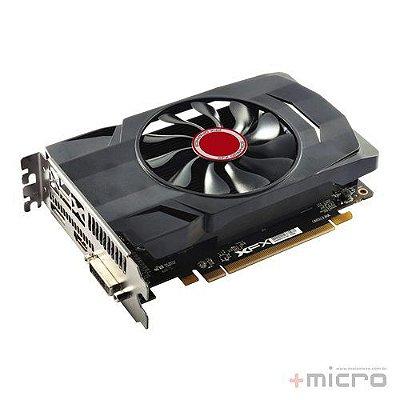 Placa de vídeo PCI-E XFX AMD Radeon RX 550 2 Gb GDDR5 128 Bits