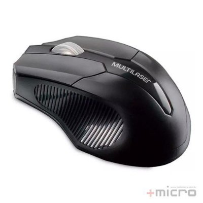 Mouse wireless USB Multilaser MO264