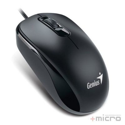 Mouse PS/2 Genius DX-110 preto