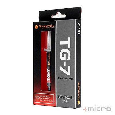 Pasta térmica para processador Thermaltake TG-7 (CL-O004-GROSGM-A)