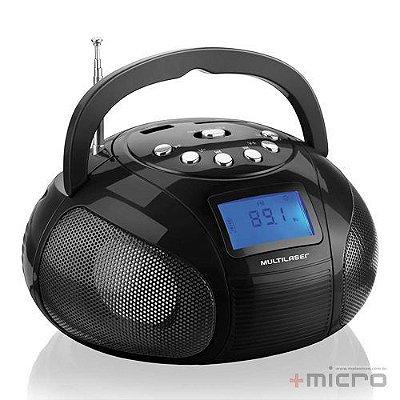 MP3 Boombox Multilaser SP145