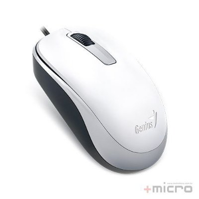 Mouse USB Genius DX-125 branco