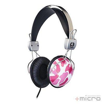 Headset C3 Tech Cherry MI-2336RP