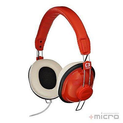 Headset gamer C3 Tech Nessie MI-2818RR