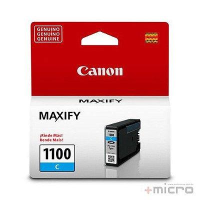 Cartucho de tinta Canon CLI-PGI-1100 ciano