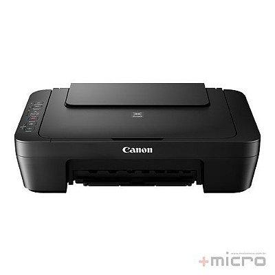 Impressora multifuncional Canon Pixma MG3010