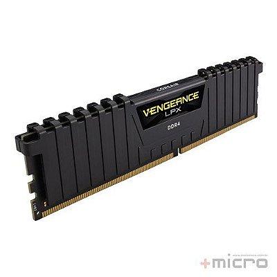Memória 8 Gb DDR4 Corsair Vengeance 2400 MHz