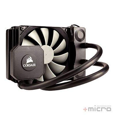 Water cooler fan para gabinete 120x120x25 Corsair Hydro Series H45