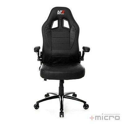 Cadeira gamer DT3 Sports GTI preta