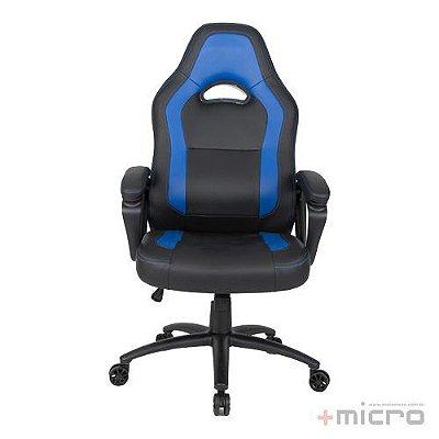 Cadeira gamer DT3 Sports GTO azul