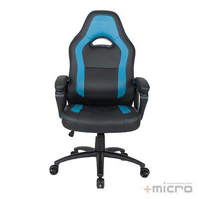 Cadeira gamer DT3 Sports GTO azul claro