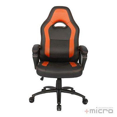 Cadeira gamer DT3 Sports GTO laranja