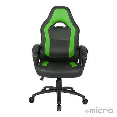 Cadeira gamer DT3 Sports GTO verde