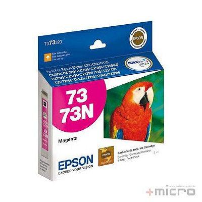 Cartucho de tinta Epson T073320-BR magenta 5 ml