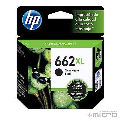 Cartucho de tinta HP 664XL (F6V31AB) preto 6,5 ml