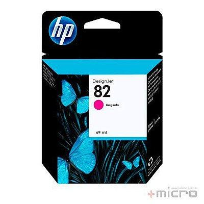 Cartucho de tinta HP 82 (C4912AB) magenta 69 ml