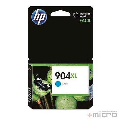 Cartucho de tinta HP 904XL (T6M04AL) ciano 9,5 ml