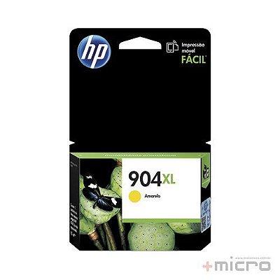 Cartucho de tinta HP 904XL (T6M12AL) amarelo 9,5 ml