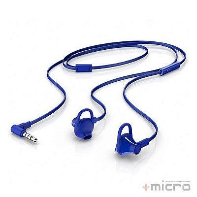 Fone de ouvido intra HP H150 (X7B05AA) azul