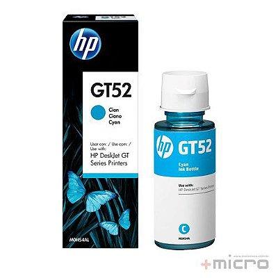 Garrafa de tinta HP GT52 (M0H54AL) ciano 70 ml