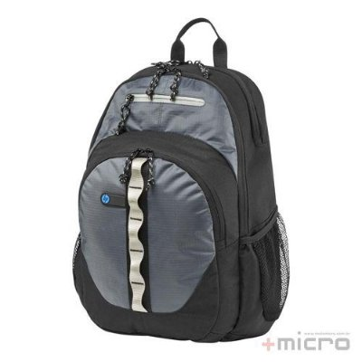 "Mochila para notebook HP Sport 15,6"" (G3W41LA) preta/cinza"