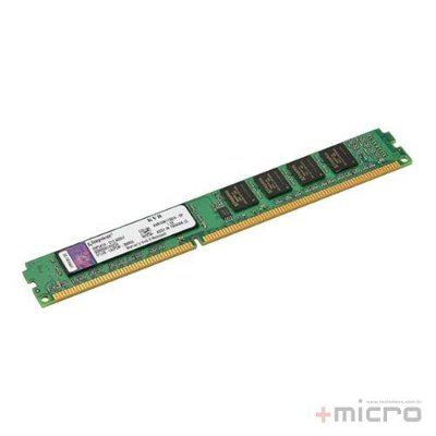 Memória 4 Gb DDR3 Kingston 1600 MHz