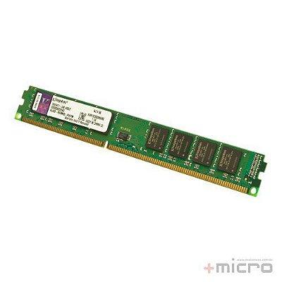 Memória 8 Gb DDR3 Kingston 1333 MHz