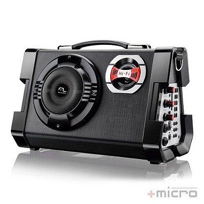 Caixa de som HI-FI 6 em 1 Multilaser Active Sound SP191