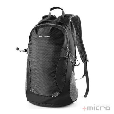 "Mochila para notebook Multilaser Sport BO401 15,6"" preta"