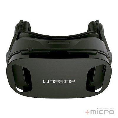 Óculos Multilaser Warrior 3D realidade virtual JS086
