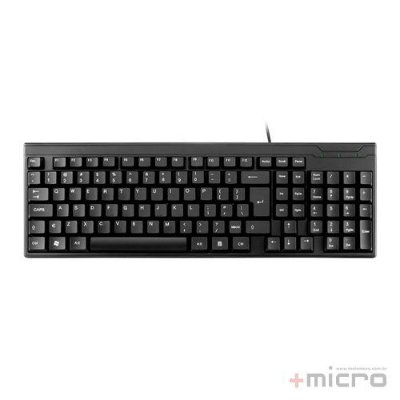 Teclado USB Multilaser TC125