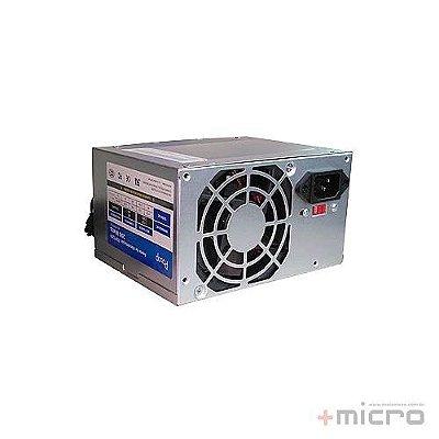 Fonte de alimentação ATX 200W reais PCTop FPA200S sem cabo