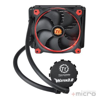 Water cooler Thermaltake Water 3.0 Riing Red 140