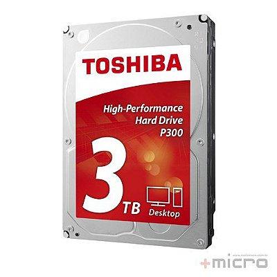 Hard disk 3 Tb Toshiba P300 7200 rpm SATA