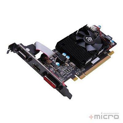 Placa de vídeo PCI-E XFX AMD Radeon HD 6570 2 Gb DDR3 128 Bits