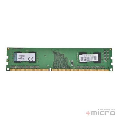 Memória 2 Gb DDR3 Kingston 1333 MHz