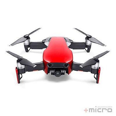 Drone dji Mavic Air Fly Combo Flame Red