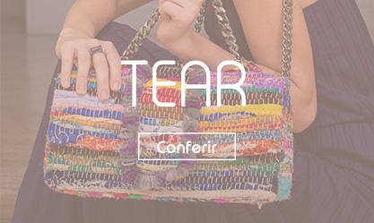 Mini banner tear