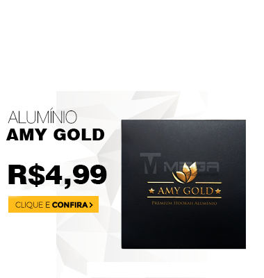 Mini Banner Amy Gold