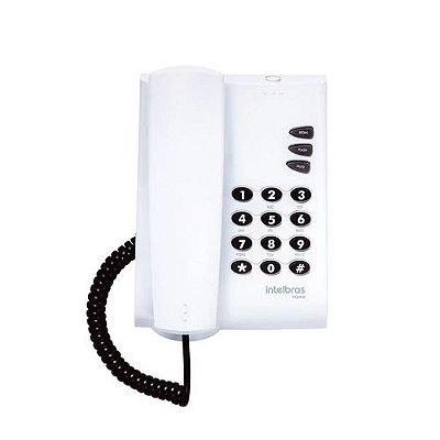 Telefone Intelbras - Pleno - Cinza Ártico
