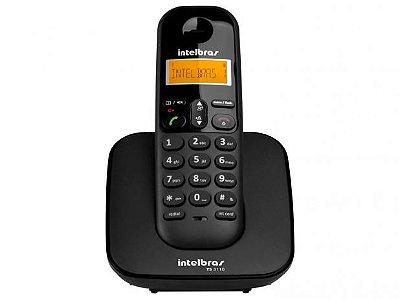 Telefone sem fio Intelbras TS 3110