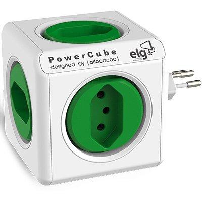 Filtro de Linha PowerCube 5 tomadas - ELG