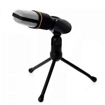 Microfone Condensador Multimidia Knup