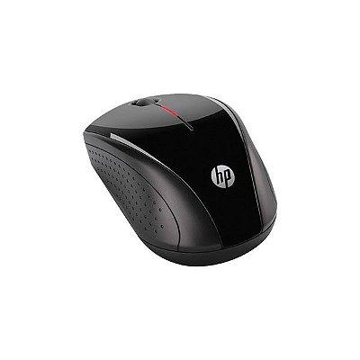 Mouse HP X3000 Sem Fio - Preto